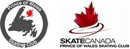 Prince of Wales Skate Club Logo